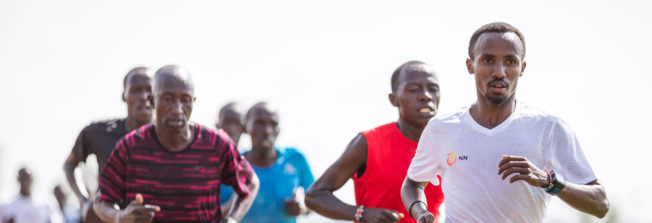 Van Abdi, voor alle hardlopers in Nederland: teamgenoten