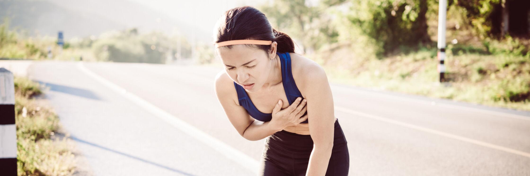 Plotse hartdood bij sporters
