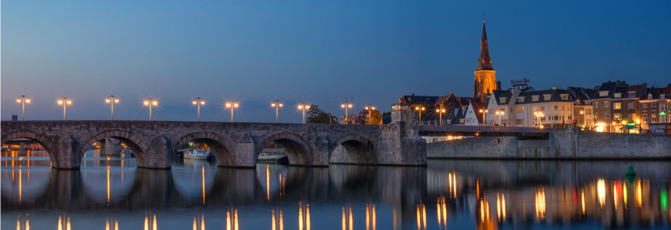 De mooiste hardloopplekken in… Maastricht
