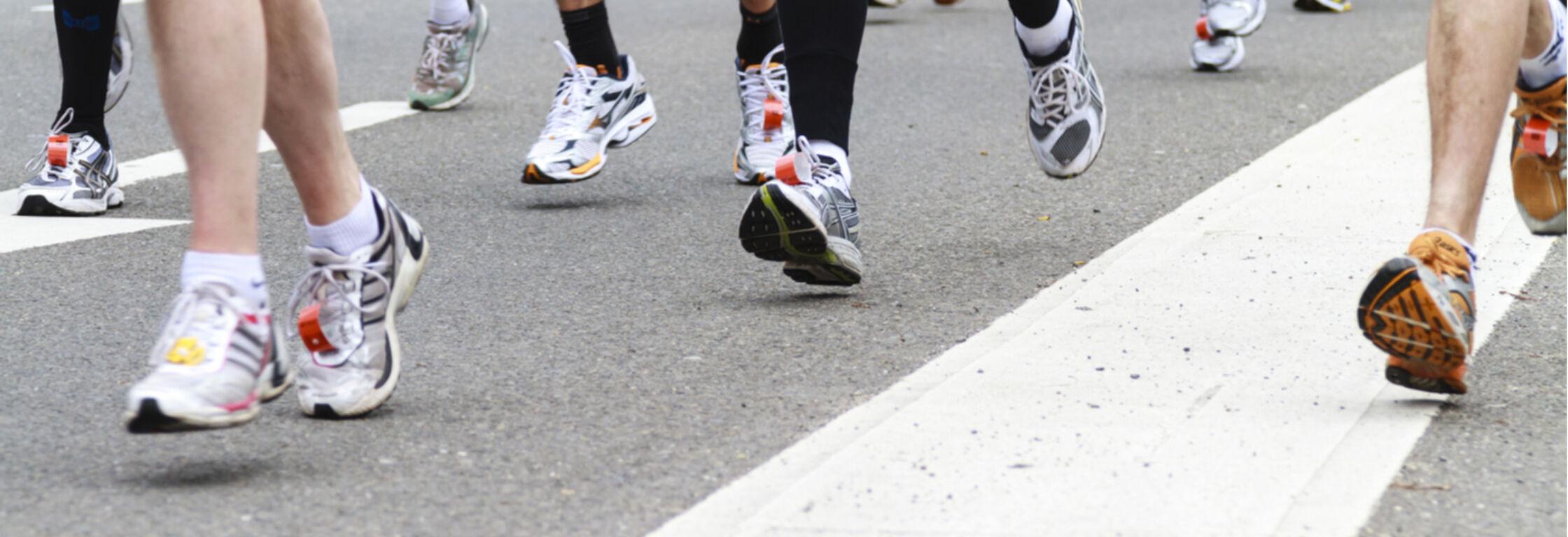 Je allereerste marathon: 'Wat mij betreft mag het beginnen'