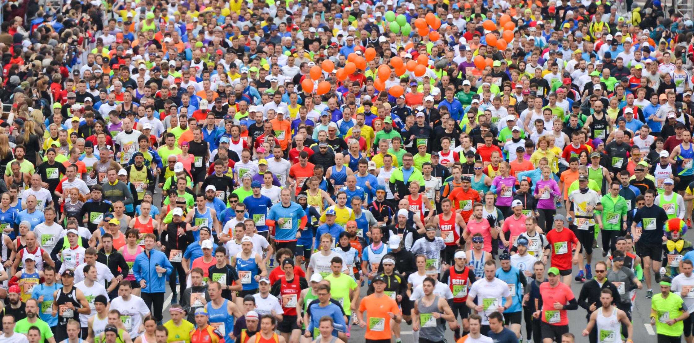 Starten, niet stoppen: Kan iedereen hardlopen?