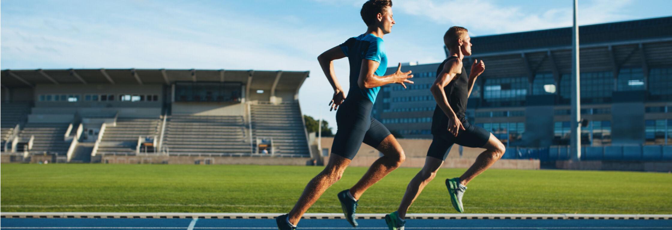 De mechanica van het hardlopen