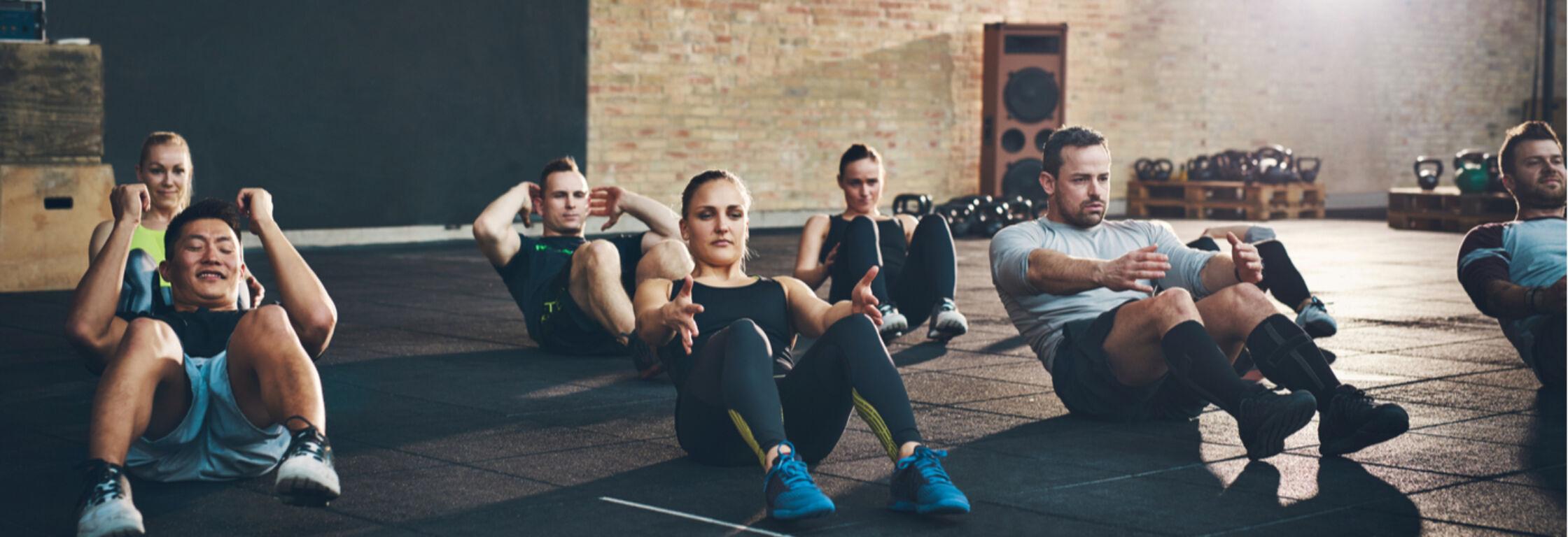 Core training: hoe pak je het aan?