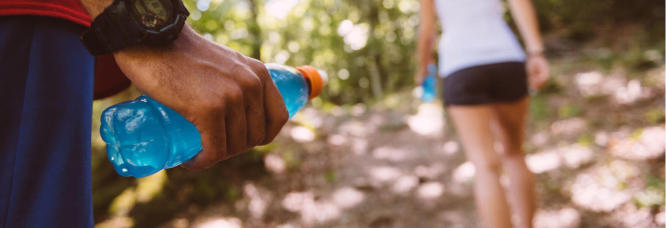 Alles over drinken tijdens het hardlopen bij warm weer