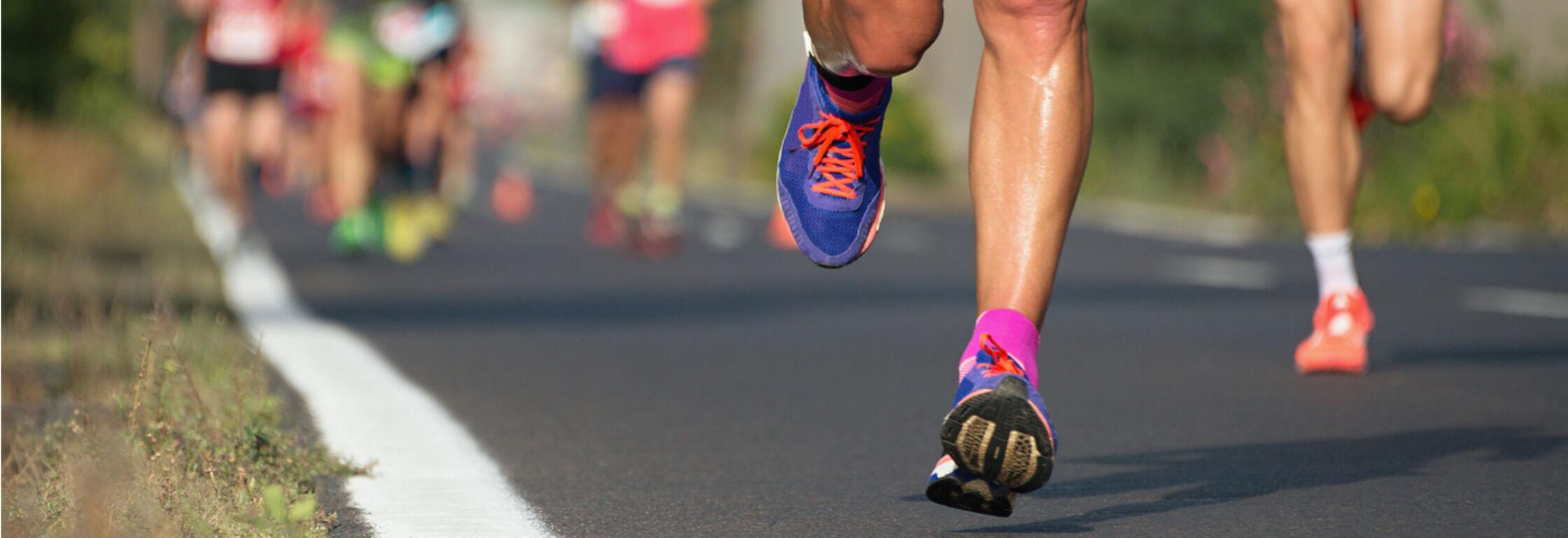 Hardlopen is een belangrijke basis voor de triathlon
