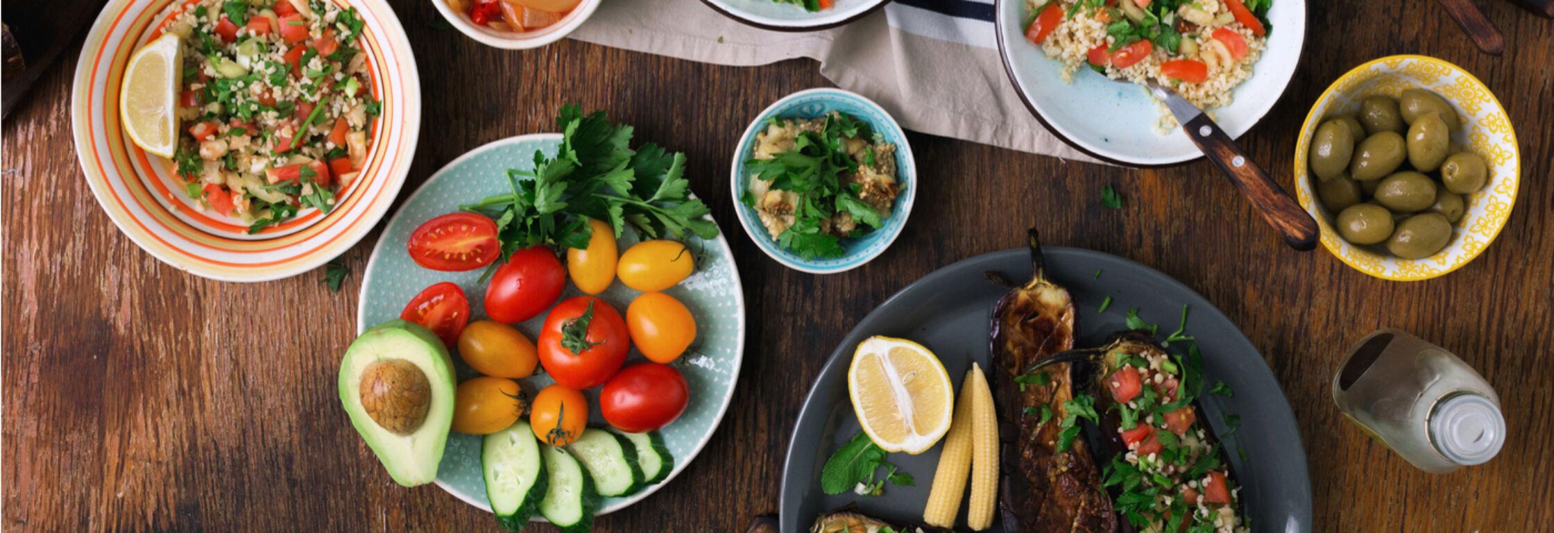 Vegetariër en hardlopen, hoe doe je dat?