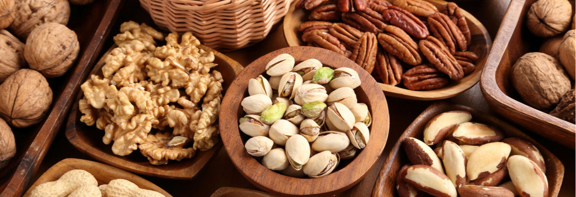 Hoe gezond zijn noten? De feiten op een rij!