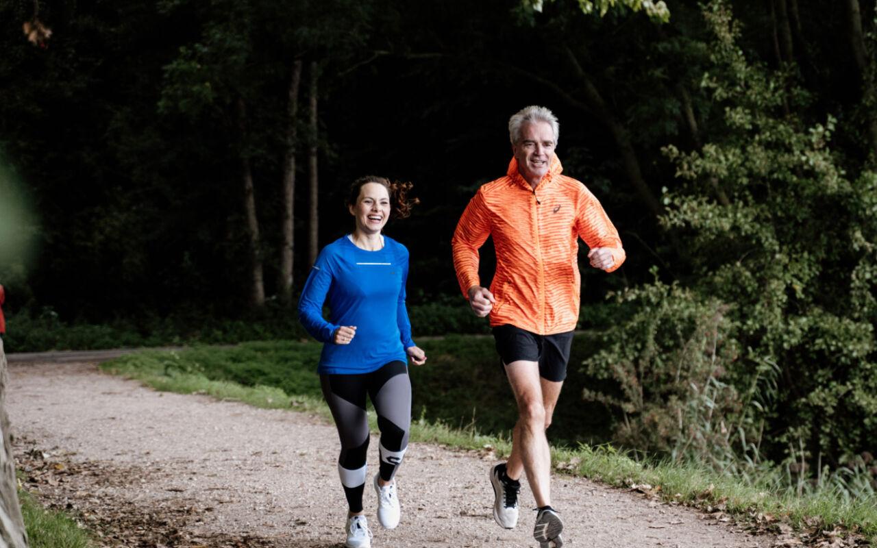 Een halve marathon lopen