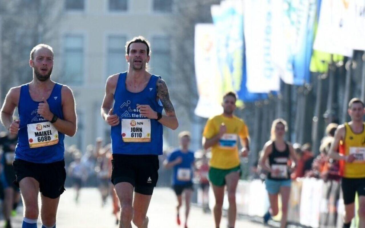Kan iedereen een marathon uitlopen?