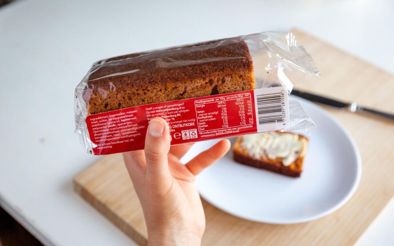 Zo lees je handig de verpakking van een product