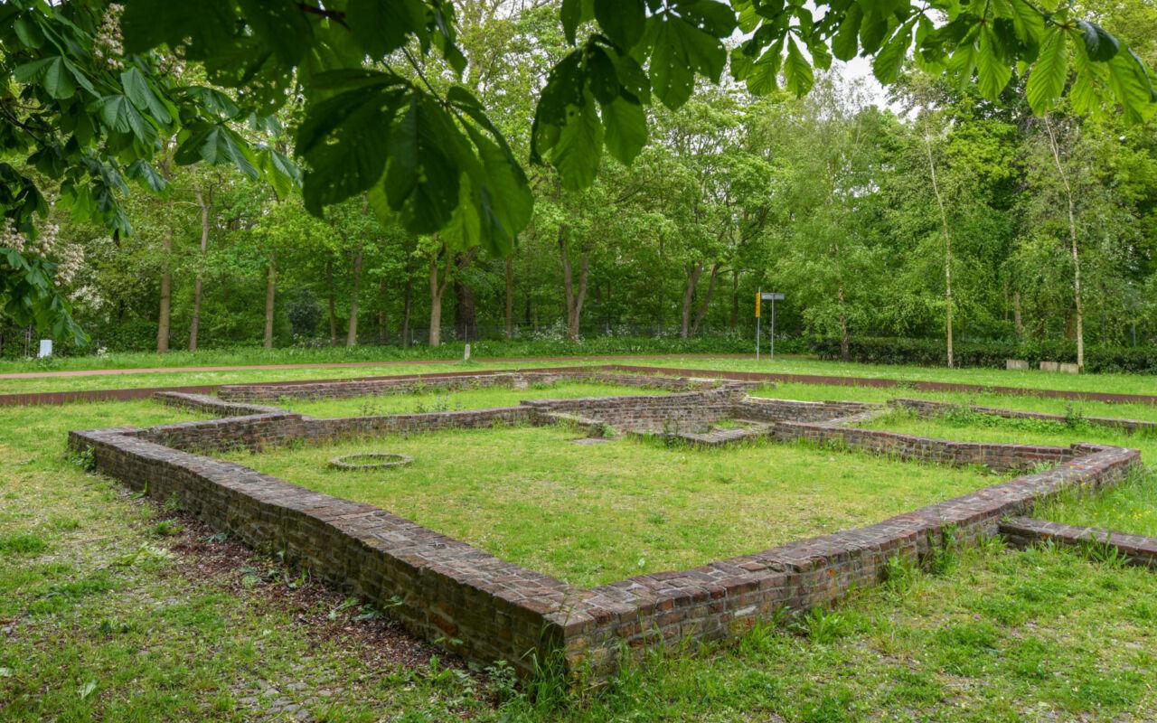 Loop een archeologisch rondje door park Madestein in Den Haag
