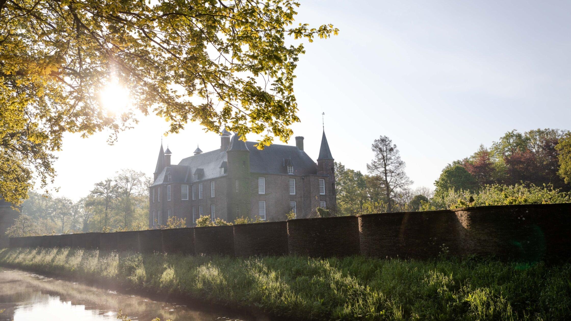 Ontdek eeuwenoude bouwwerken langs de waterlinieroute in Utrecht