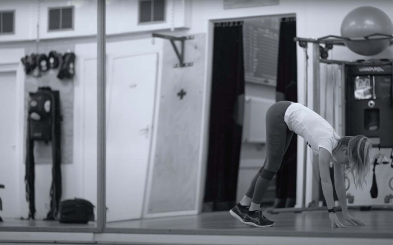 De rups: train je hele lijf